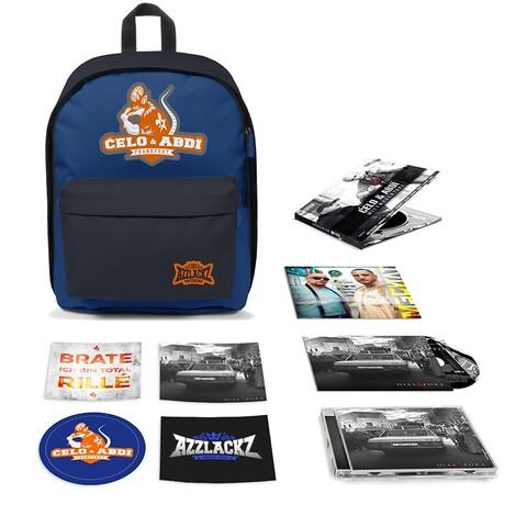 Diaspora (Ltd. Pack Edition - Box Set) von Celo & Abdi - CD jetzt im 385ideal Shop