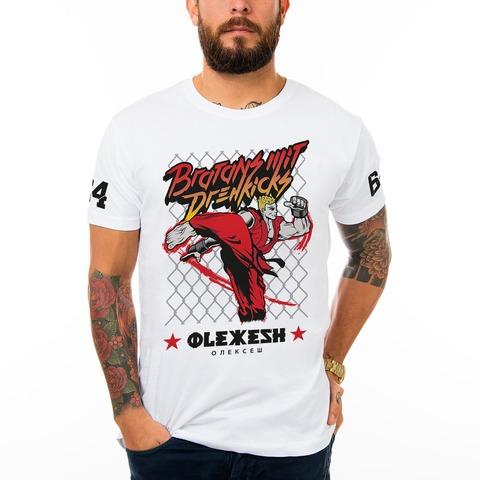 Streetfighter von Olexesh - T-Shirt jetzt im 385ideal Shop