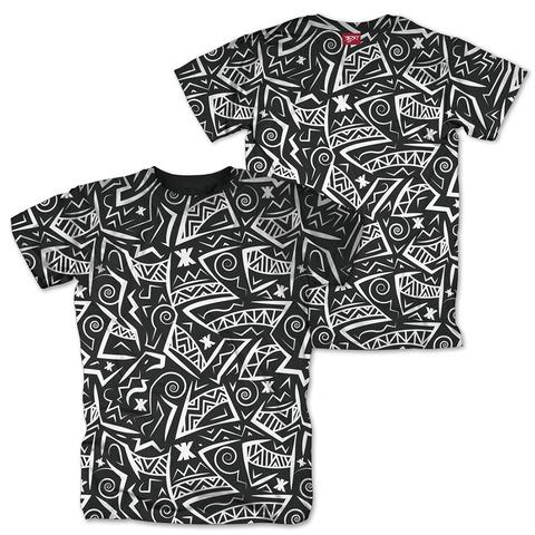 Allover Olex von Olexesh - T-Shirt jetzt im 385ideal Shop