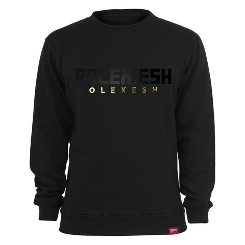 ROLEXESH metallic black von Olexesh - Crewneck Sweater jetzt im 385ideal Shop