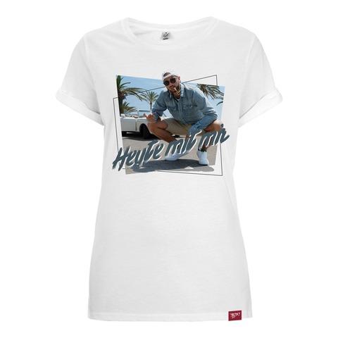 Heute mit mir von Nimo - Girlie Shirt jetzt im 385ideal Shop