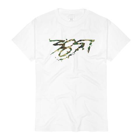 385i Camo von 385idéal - T-Shirt jetzt im 385ideal Shop