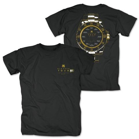 Tour 2018 von Olexesh - T-Shirt jetzt im 385ideal Shop