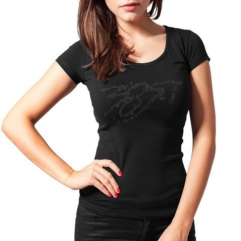 385i black Strass von 385idéal - Shirt jetzt im 385ideal Shop