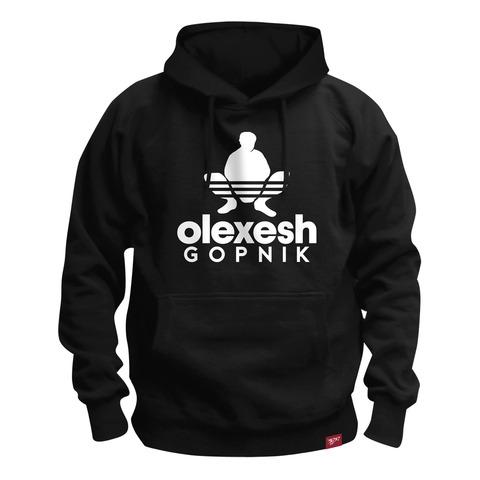 GOPNIK black von Olexesh - Sweatshirt jetzt im 385ideal Shop