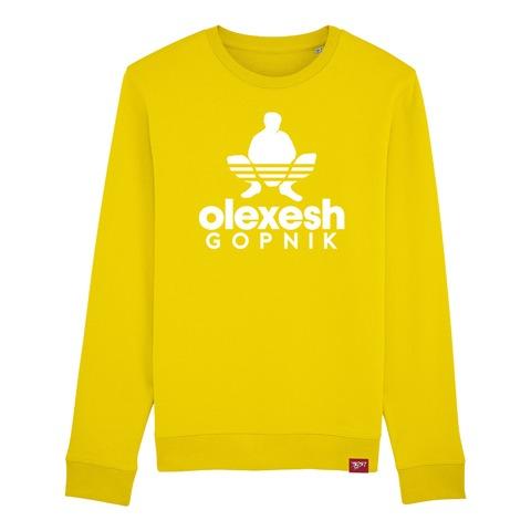 GOPNIK yellow von Olexesh - Sweatshirt jetzt im 385ideal Shop