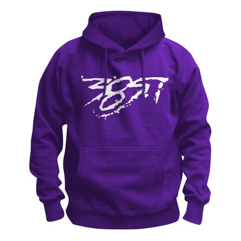 385i Radiant Purple von 385idéal - Kapuzenpullover jetzt im 385ideal Shop