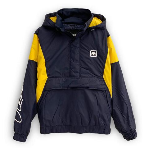 2-Tone Pull Over Jacket von Olexesh - Windbreaker jetzt im 385ideal Shop