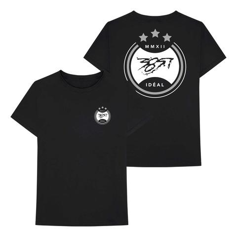 Three Stars von 385idéal - T-Shirt jetzt im 385ideal Shop