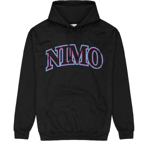 Nimo von Nimo - Kapuzenpullover jetzt im 385ideal Shop