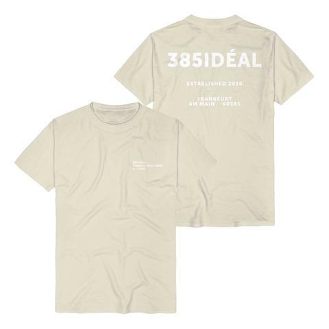 Established 2010 - FFM 60385 von 385idéal - T-Shirt jetzt im 385ideal Store