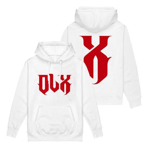OLX RED von Olexesh - Kapuzenpullover jetzt im 385ideal Store